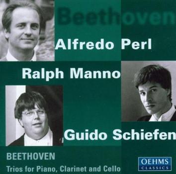Perl - Trios for Piano,Clarinet & Cello