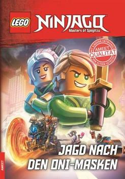 LEGO® NINJAGO® - Jagd nach den Oni-Masken [Gebundene Ausgabe]