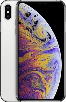 Apple iPhone XS Max 256GB zilver