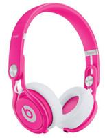 Beats by Dr. Dre Mixr rose & blanc