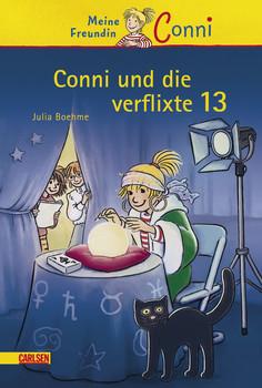 Conni 13: Conni und die verflixte 13 - Julia Boehme
