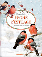 Frohe Festtage. Gedichte & Gedanken [Taschenbuch]
