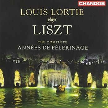 Louis Lortie - Années de Pèlerinage: (Ga)