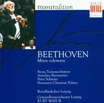 Schreier - Missa Solemnis Op. 123