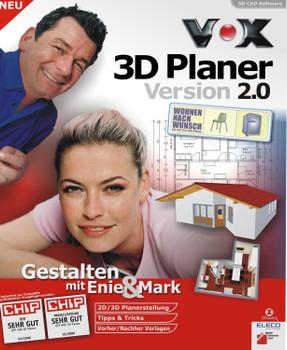 VOX 3D Planer 2.0 - Wohnen nach Wunsch gebraucht kaufen