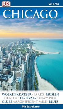 Vis-à-Vis Reiseführer Chicago. mit Extrakarte und Mini-Kochbuch zum Herausnehmen [Taschenbuch]