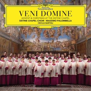 Sistine Chapel Choir/Palombella,Massimo - Veni Domine: Christmas At The Sistine Chapel
