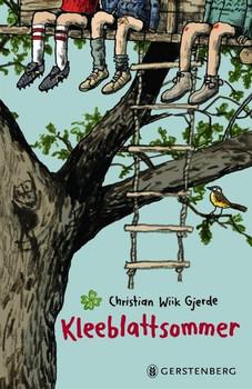 Kleeblattsommer - Christian Wiik Gjerde  [Gebundene Ausgabe]