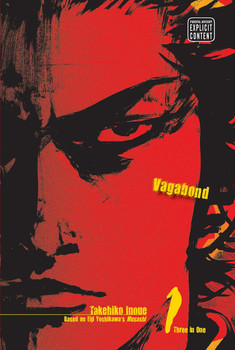 Vagabond: Band 1 - Takehiko Inoue [Vizbig Edition, Paperback]