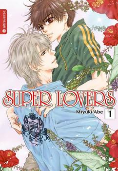 Super Lovers 01 - Abe Miyuki  [Taschenbuch]