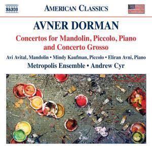 Avital - Konzerte für Mandoline,Piccolo,Klavier