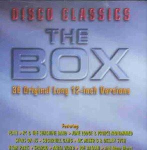 Div Disco - Disco Classics the Box