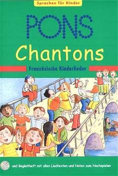 PONS Chantons, 1 Audio-CD