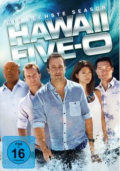 Hawaii Five-0 - Season 6 [6 Discs]