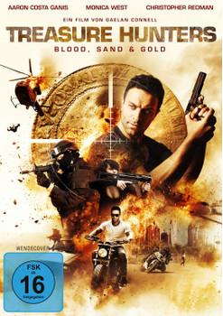Treasure Hunters - Blood, Sand and Gold