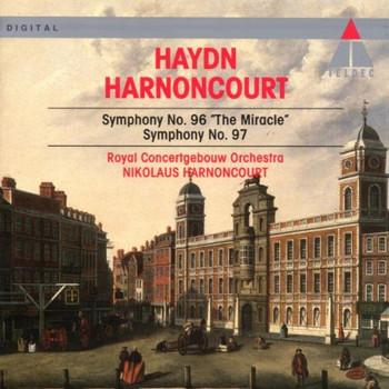 Harnoncourt - Sinfonie 96 und 97