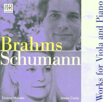 James Creitz - Johannes Brahms/Robert Schuman