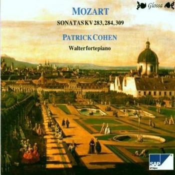 Patrick Cohen - Klaviersonaten Vol. 2