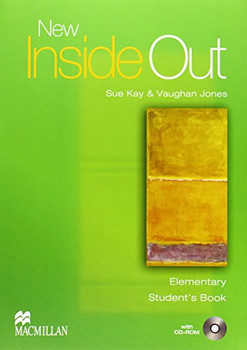 New Inside Out Elementary. Student's Book - Sue Kay