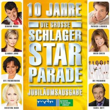 Various - 10 Jahre die Grosse Schlager Starparade