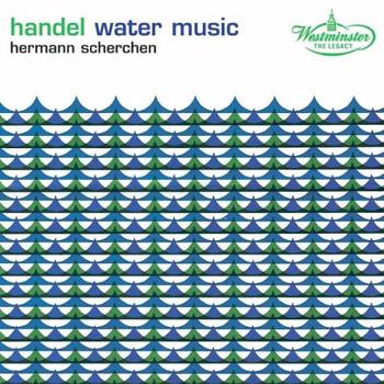 Hermann Scherchen - Wassermusik(Ga)/+