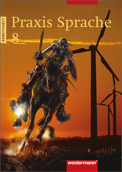 Praxis Sprache - Ausgabe 2002 für Realschulen und Gesamtschulen: Praxis Sprache 8. Arbeitsheft. Rechtschreibung 2006 - Wolfgang Menzel