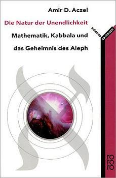 Die Natur der Unendlichkeit - Amir D. Aczel