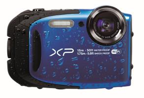 Fujifilm XP80 blauw
