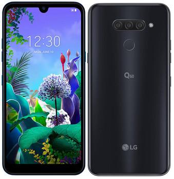 LG LMX525 Q60 Dual SIM 64GB zwart