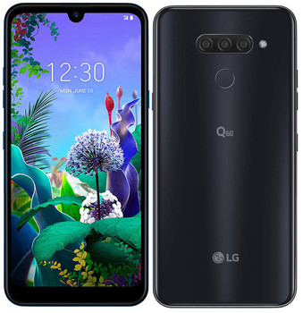 LG LMX525 Q60 Dual SIM 64GB noir