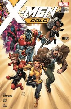 X-Men: Gold. Bd. 1 - Ardian Syaf  [Taschenbuch]