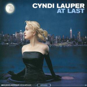 Cyndi Lauper - At Last [Digipak]