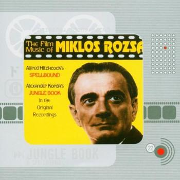 Miklos  Rozsa - Jungle Book/Spellbound [UK-Import]