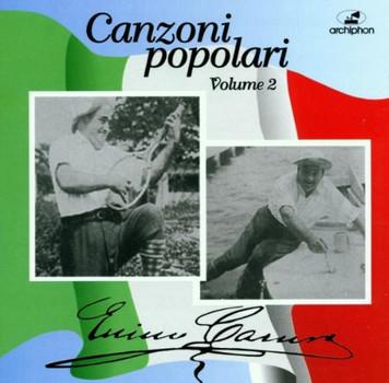 Enrico Caruso - Canzoni Popolari Vol.2