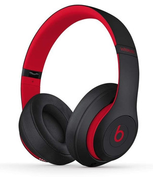 Beats by Dr. Dre Studio3 Wireless defiant noir/rouge