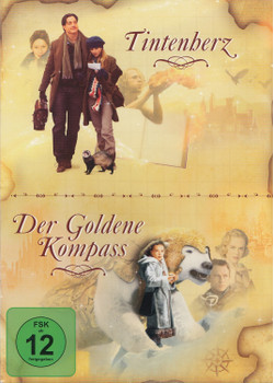 Tintenherz / Der goldene Kompass [2 DVDs]