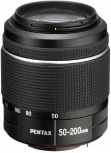 Pentax smc DA L 50-200 mm F4.0-5.6 ED WR 49 mm Objectif (adapté à Pentax K) noir