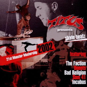 Various - Titus Presents ... 21st Monster Mastership 2002