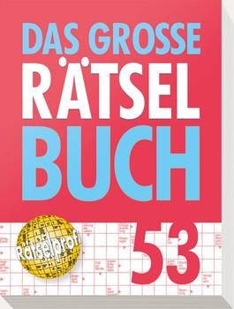 Das große Rätselbuch Band 53 [Taschenbuch]