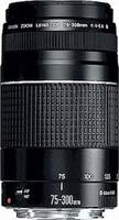 Canon EF 75-300 mm F4.0-5.6 III 58 mm filter (geschikt voor Canon EF) zwart