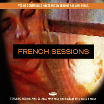 Various - French Sessions Vol.1