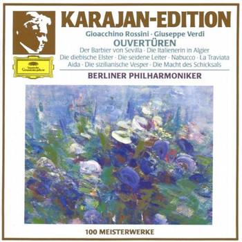Verdi - Karajan-Edition: 100 Meisterwerke (Rossini / Verdi)