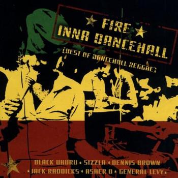 Various - Fire Inna Dancehall