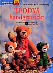 Teddys handgestrickt - Karin Arndt
