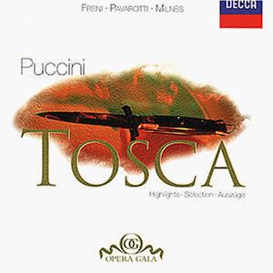 Freni - Puccini: Tosca (Highlights)