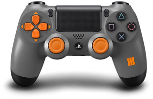 Sony PS4 DualShock 4 manettes sans fil [Limited Call of Duty: Black Ops III Edition] gris