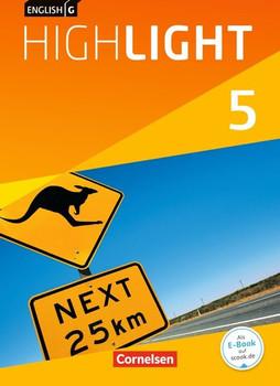 English G Highlight - Hauptschule / Band 5: 9. Schuljahr - Schülerbuch. Festeinband - Sydney Thorne