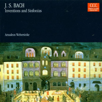 Amadeus Webersinke - Inventionen und Sinfonien BWV 7