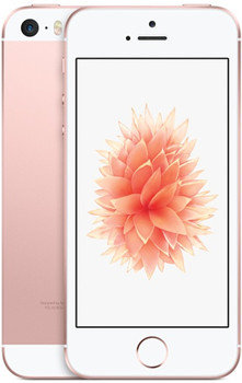 Apple iPhone SE 32 Go or rose