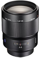 Sony Sonnar T* 135 mm F1.8 ZA 77 mm Objetivo (Montura Sony A-mount) negro
